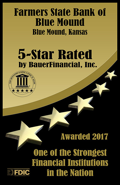 Our Institution is rated 5-Stars by Bauer - Awarded June 2017